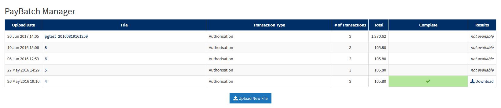 DPO PayGate Documentation